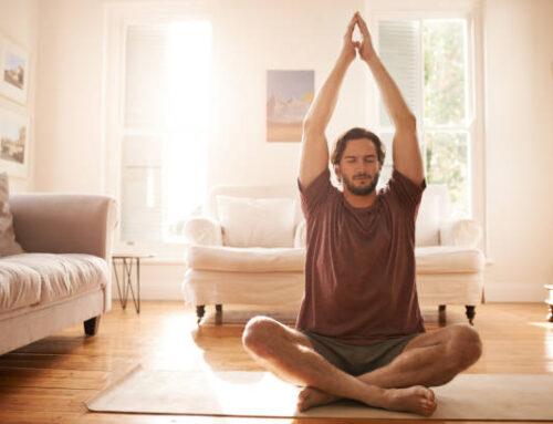 Yoga  – för djupavslappning & självläkning